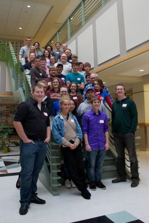 An Open Source Experience with Students from the University of Minnesota, Morris